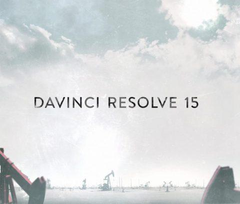 Blackmagic DaVinci Resolve 15 Studio