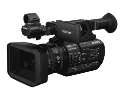 Sony PXW-Z190 4K Three-Chip Handheld XDCAM Camcorder