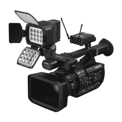 Sony PXW-Z190 4K Three-Chip Handheld XDCAM Camcorder