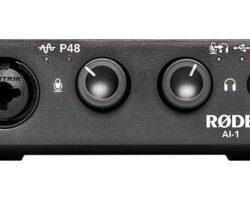 Rode AI-1 USB Audio Interface