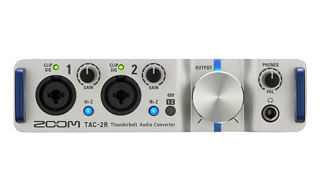 Zoom TAC-2R Audio Converter