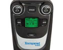 Tempest TMP-R424 Wireless BeltStation