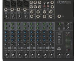 Mackie 1202VLZ4 12-Ch Mixer