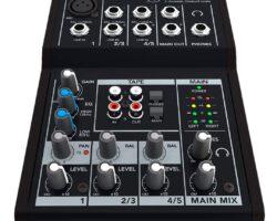 Mackie Mix-5