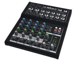 Mackie Mix-8 8-Ch Mixer