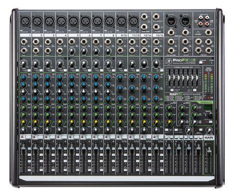 Mackie ProFX16v2 16-ch Mixer