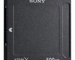 Sony SV-MGS50 ATOMX 500GB SSD