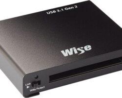 Wise CFast™ Card Reader - USB 3.1 Gen2