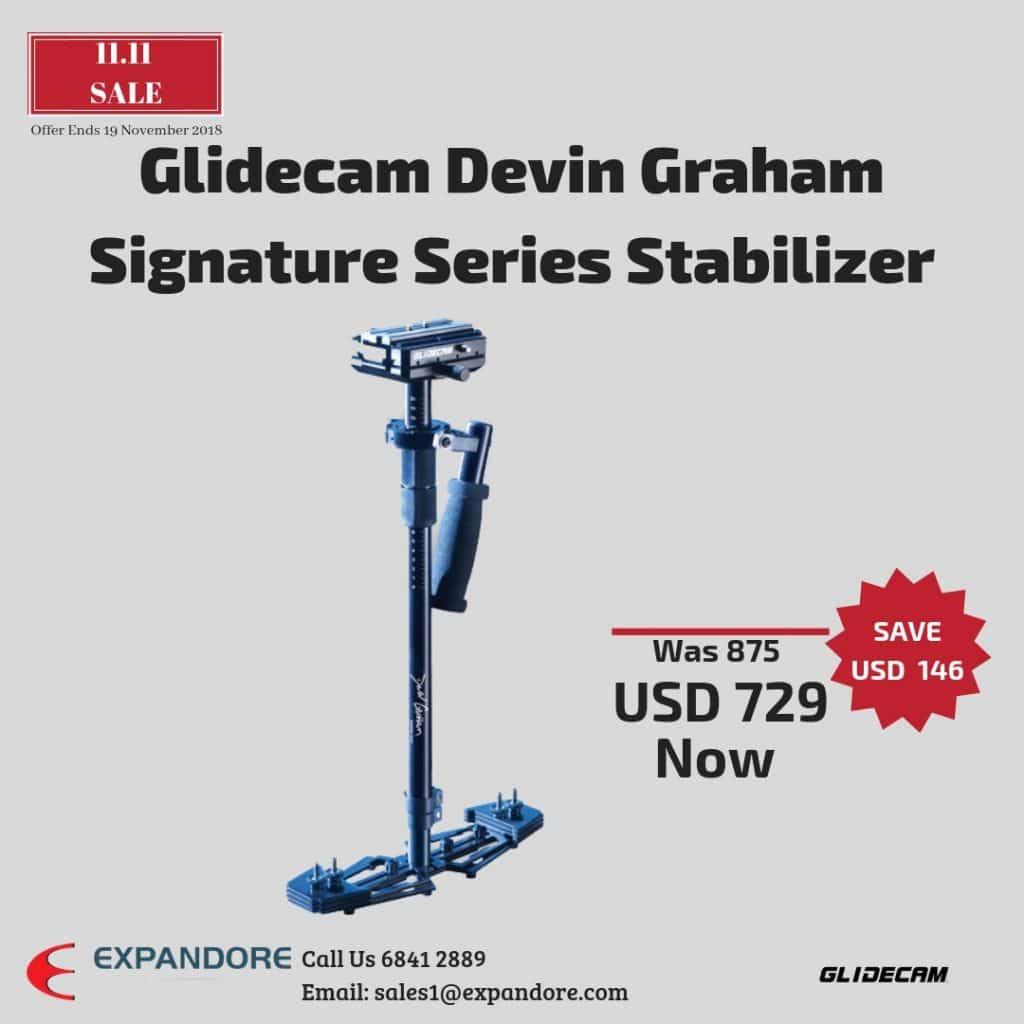 Glidecam Devin Graham Series