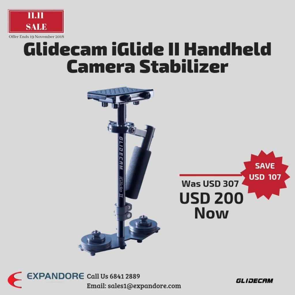Glidecam iGlide II Handheld Stabilizer