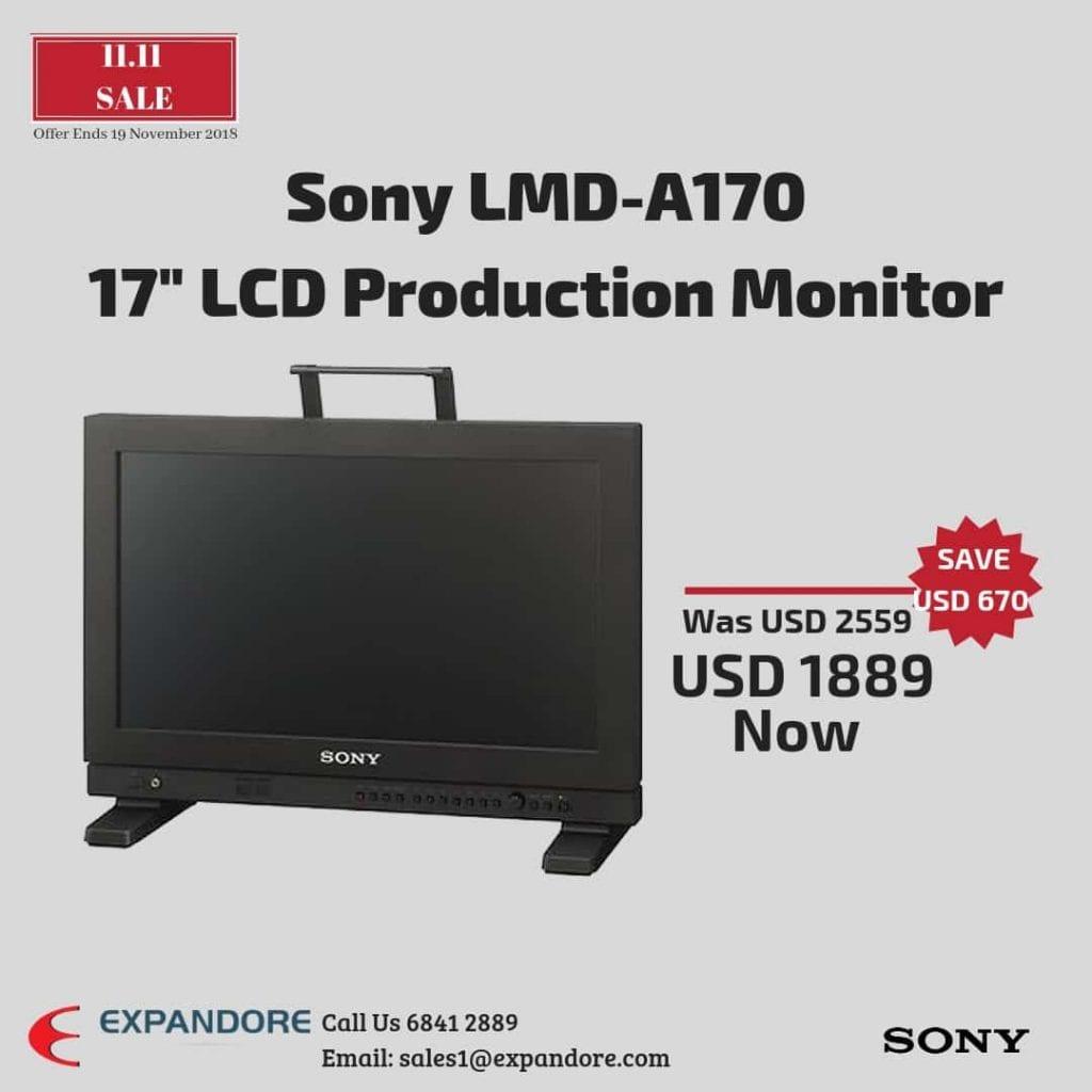 Sony LMD-A170