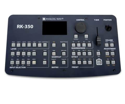 Analog Way RK-350 Remote control keypad