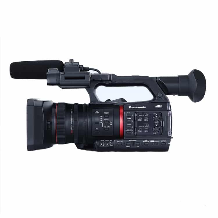 Panasonic AG-CX350 4K Camera Recorder