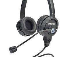 Clear-com CC-220 Double-ear Headset