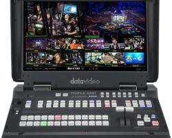 DataVideo HS-3200 HD Portable Video Streaming Studio