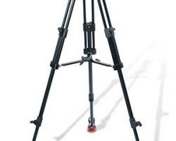 Sachtler Tripod ENG 75/2 D with mid-level spreader