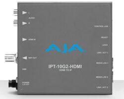 AJA IPT-10G2-HDMI