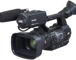 JVC GY-HM660U Handheld Mobile News Camera
