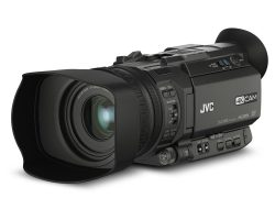 JVC GY-HM170E 4K Compact Handheld Camcorder