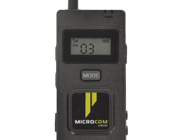 MICROCOM 2400M Wireless Intercom System