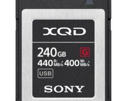 Sony QD-G240F SYM XQD G Series Memory Card
