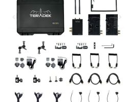 Bolt 500 XT SDI/HDMI Wireless TX/RX Deluxe Kit