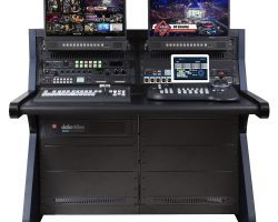 12 channel Full HD production set