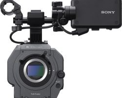 Sony PXW-FX9K 6K Sensor Camera
