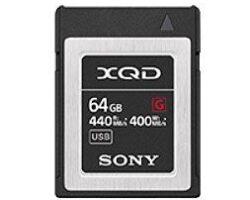 Sony QD-G64F Memory Card