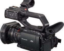 Panasonic AG-CX10 4K 60p Camcorder