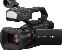 Panasonic HC-X2000 4K 60p Mobile Camcorder