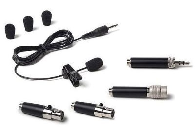 LM10 Omnidirectional Lavalier Microphone