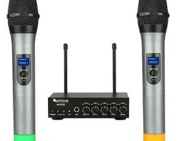 Fifine K036 Wireless Micophone System