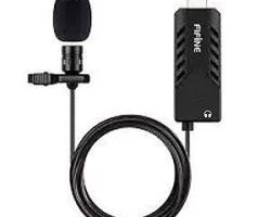 Fifine K053 Lavalier Microphone System