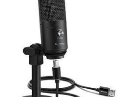 Fifine K670B USB Microphone