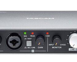 Tascam iXR USB Audio Interface