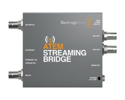 Blackmagic ATEM Streaming Bridge Switcher
