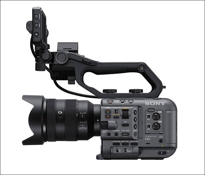 Sony PXW-FX6