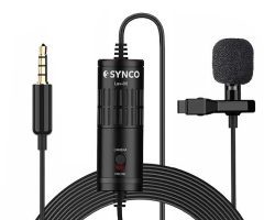 SYNCO Lav-S6 Omnidirectional Microphone