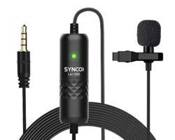 SYNCO Lav-S6P Collar Microphone