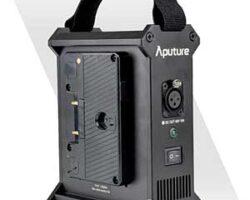 Aputure 2-Bay Battery Power Station
