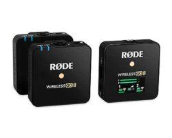 Rode Wireless GO II Microphone System